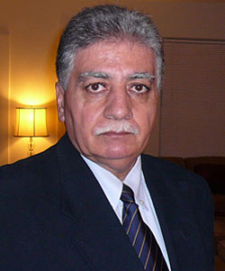 Dr. Donny George Youkhanna is the former director of the National Museum in Baghdad.